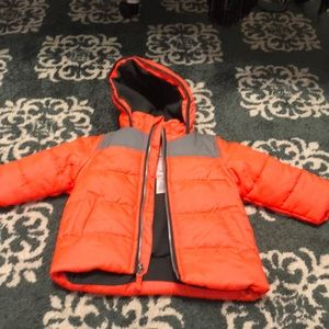 NWOT Carter's winter coat